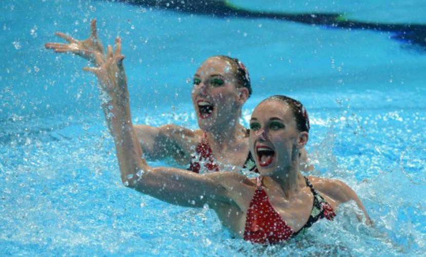 Наталья Ищенко иСветлана Ромашина выиграли произвольную программу наОлимпиаде вРио