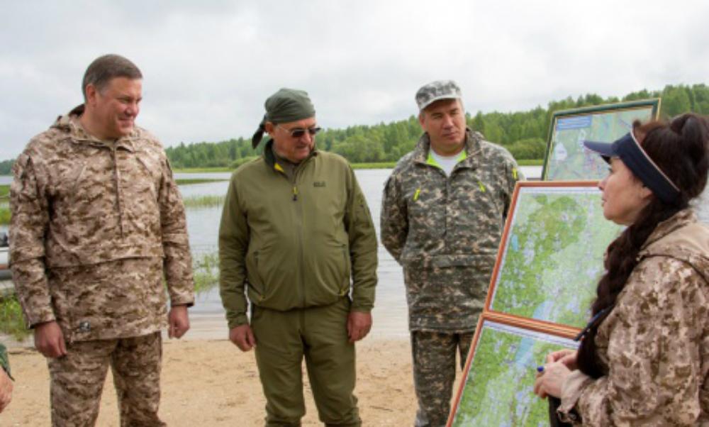 Российские путешественники открыли внутренний путь по рекам между Тихим и Ледовитым океанами