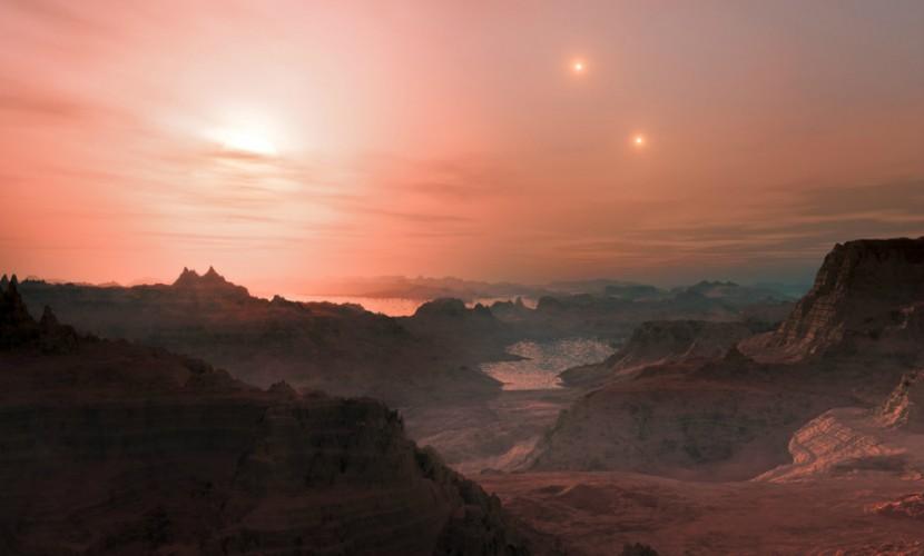 Ученые обнаружили клон Земли рядом сСолнечной системой
