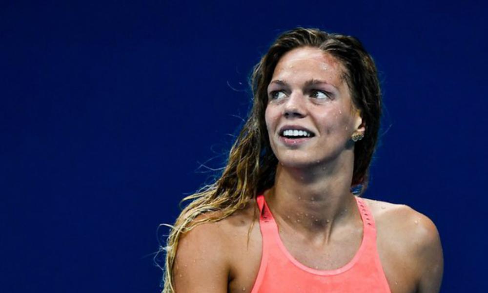 Освистанная россиянка Юлия Ефимова завоевала серебро Олимпиады в плавании на 100 м брассом