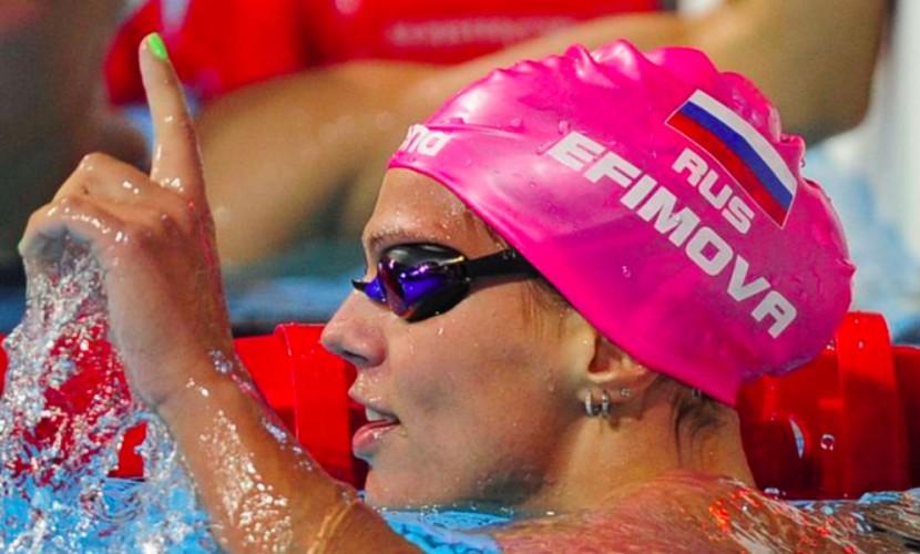 «Это больше похоже на войну, чем на спортивное состязание»: Ефимова рассказала об Олимпиаде в Рио