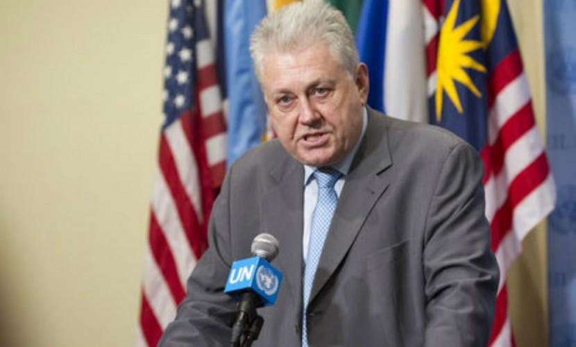 Постпред Украины пришел к руководству ООН с жалобами на Путина