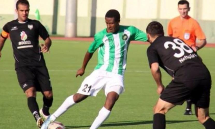 Нигерийский легионер азербайджанского клуба «Загатала» скончался впроцессе тренировки