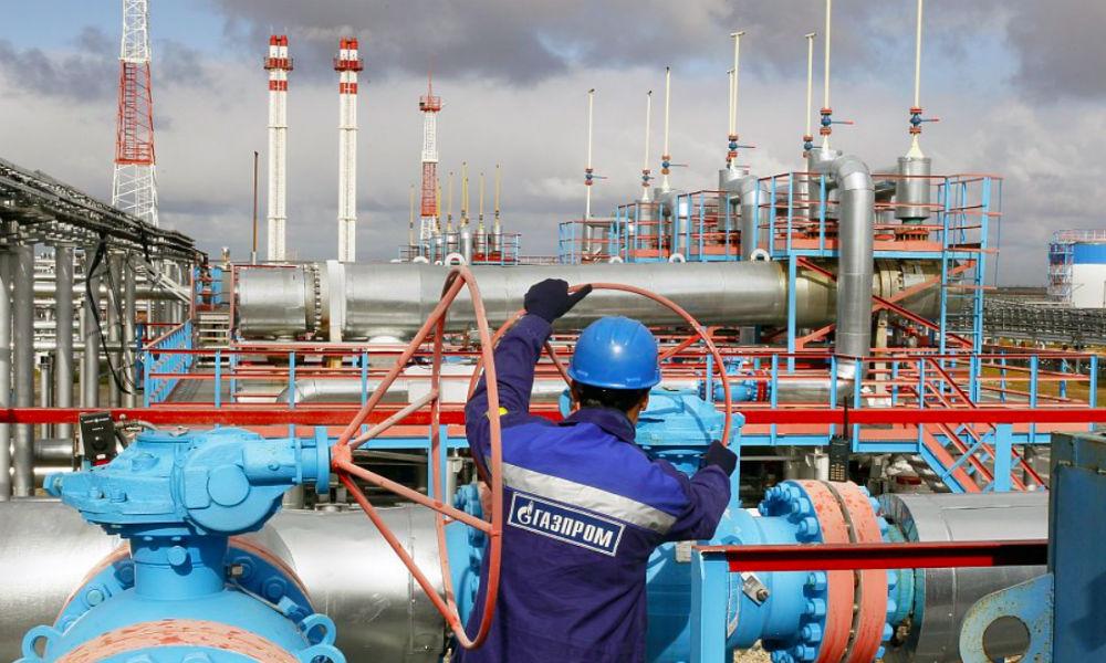 «Нафтогаз Украины» обвинил Россию в нарушении контрактных обязательств по давлению газа