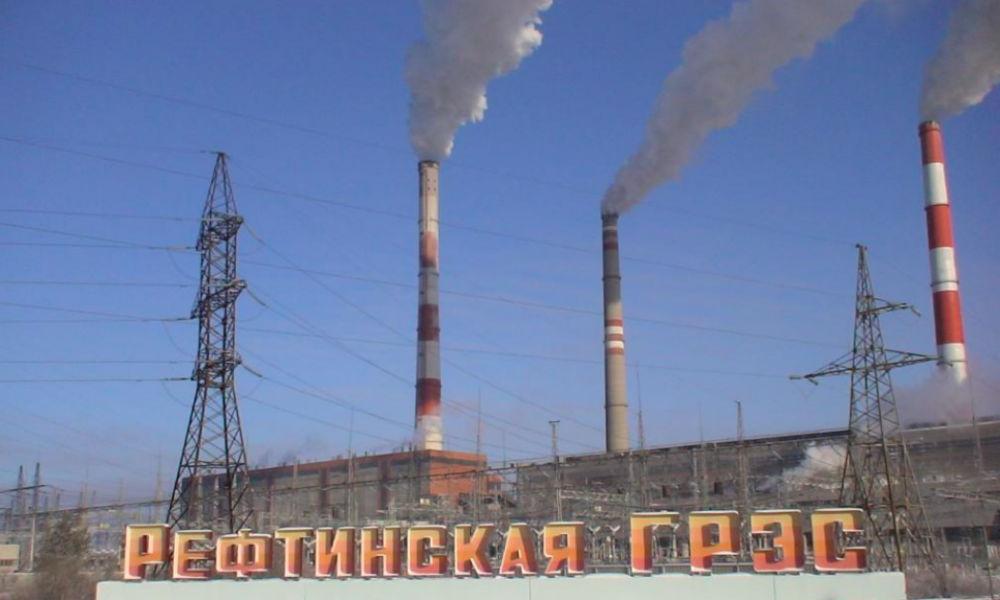 Авария с выбросом масла и возгоранием произошла на крупнейшей в России электростанции