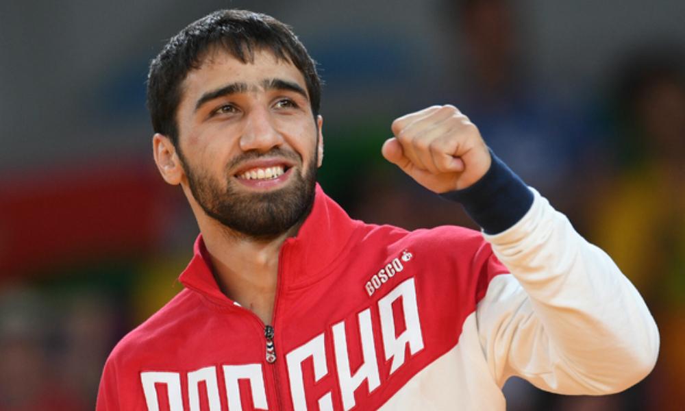 хасан халмурзаев против корейца олимпиады 2016 площадки Санкт-Петербурга
