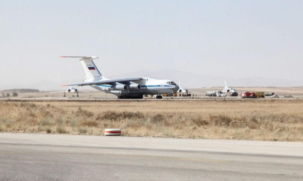 Россия прекратила использовать авиабазу Хамадан, - МИД Ирана