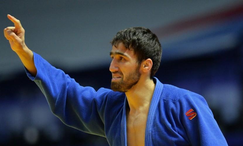 Русский дзюдоист Халмурзаев принес РФ 3-ю золотую медаль