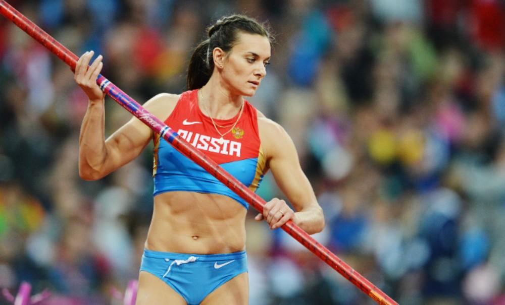 Елена Исинбаева назвала дату своего вылета на Олимпиаду в Рио