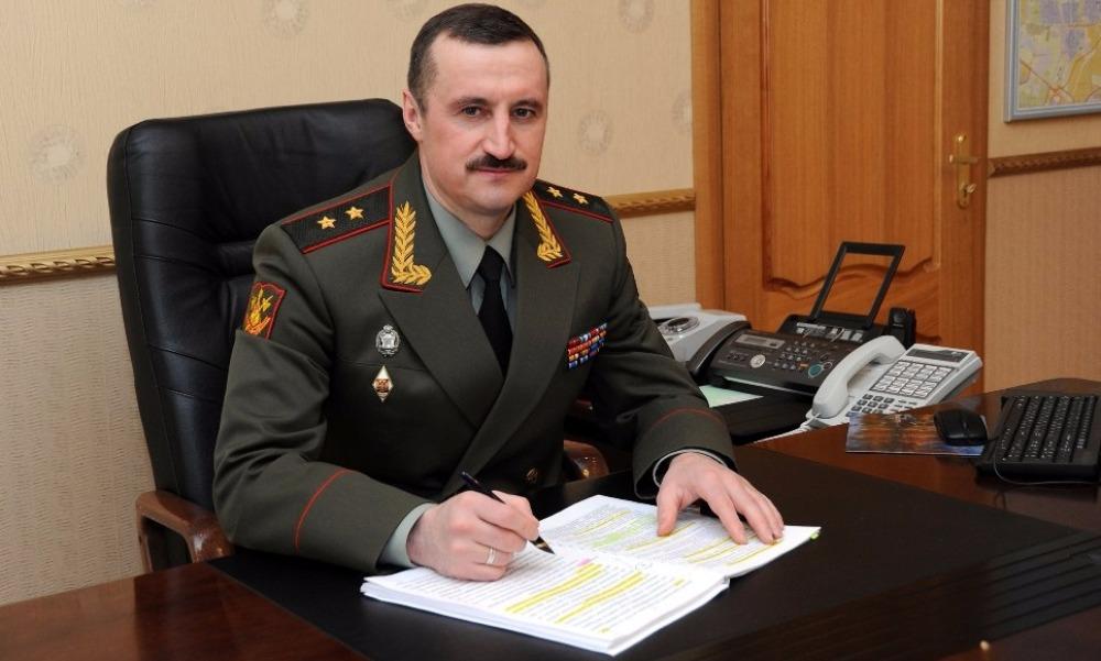 Главным военным полицейским Минобороны назначили генерала-строителя