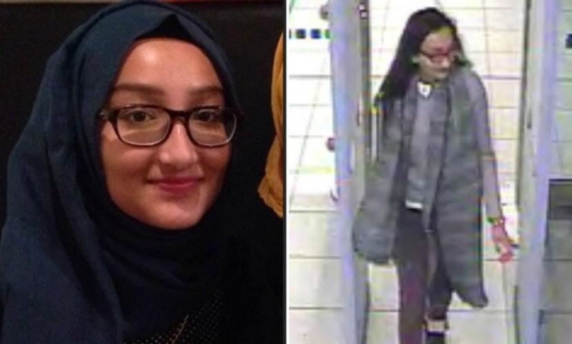 ВСирии британская школьница погибла при попытке побега отИГИЛ