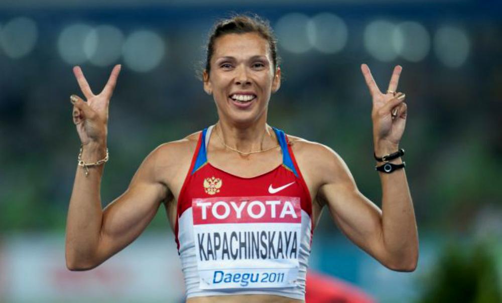 МОК отобрал у России серебро Олимпиады в Пекине из-за положительной допинг-пробы бегуньи Капачинской