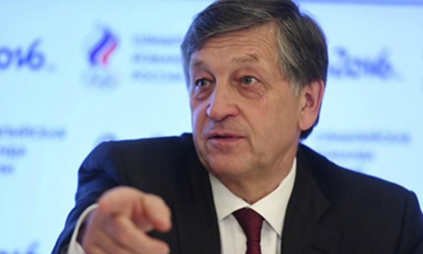 «ВОлимпийской деревне вРио унас сорвали российские флаги»,— российская синхронистка