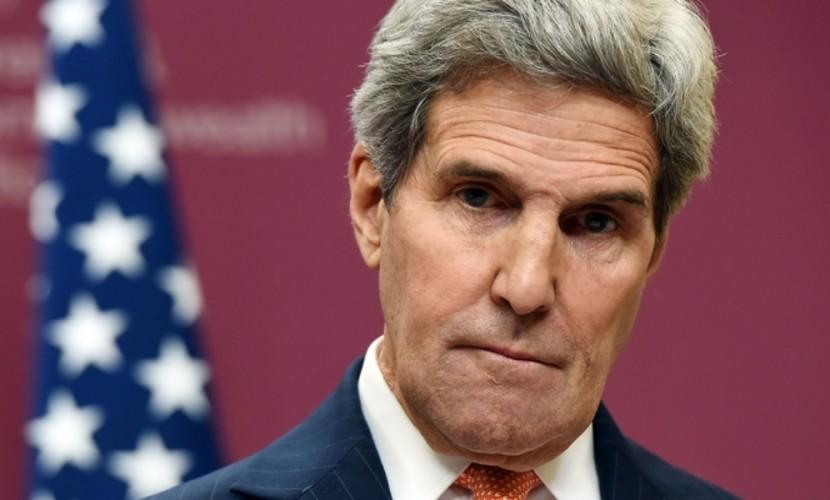 Керри призвал Россию не бороться с боевиками в Сирии и сдерживать от наступления армию САР