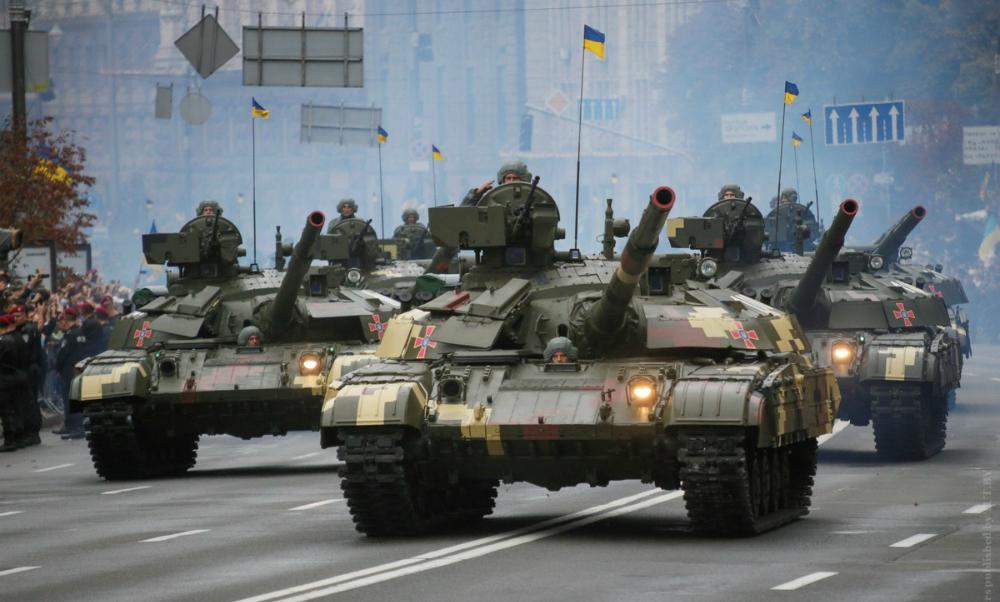 В результате холодной войны с Россией США превратили Украину в cупермаркет нелегального оружия, - The Nation