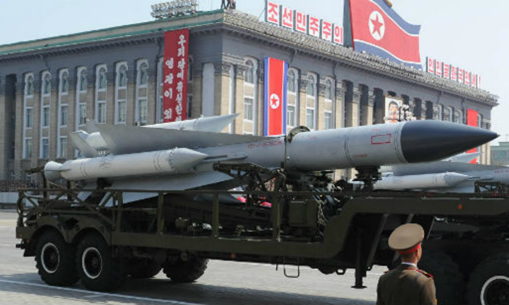 Северная Корея пригрозила «превентивным» ядерным ударом по США из-за агрессивных учений