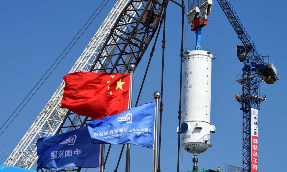 Китай запустил 35-й ядерный реактор и догнал по этому показателю Россию