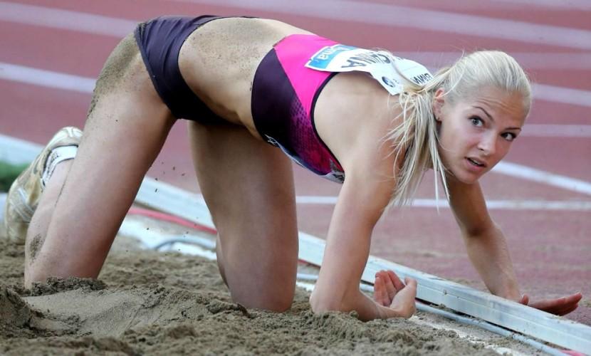 сексуальные фото участников олимпиады