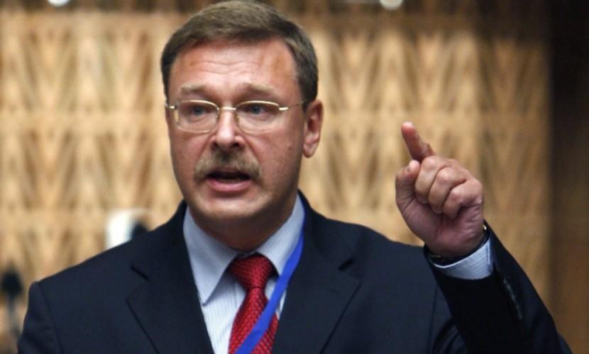 Президент Сербии выразил волю народа, отказавшись ввести санкции против России, - Косачев