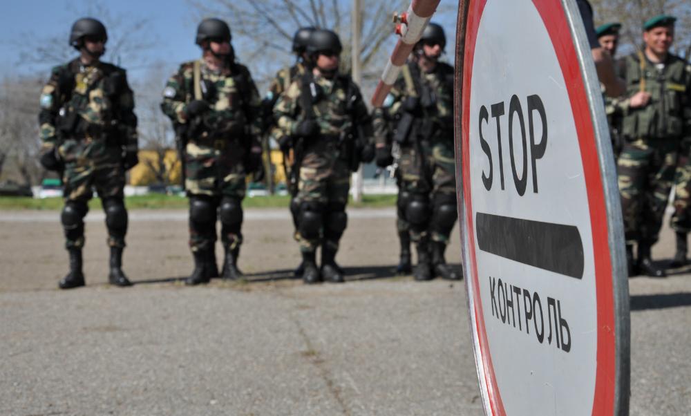 Стали известны имена погибших в Крыму российских силовиков