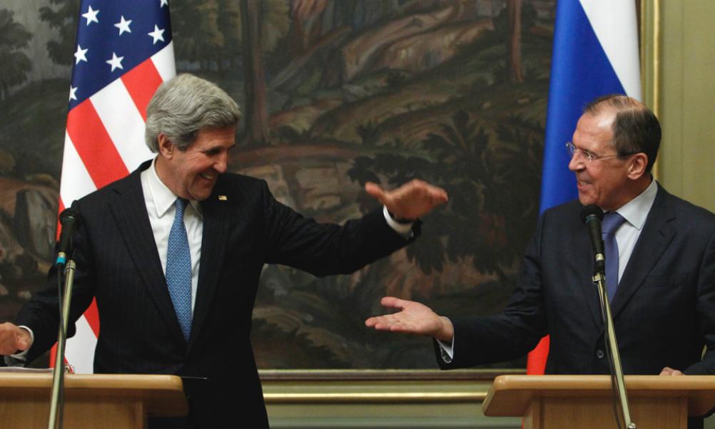Лавров доволен переговорами с Керри: Россия получила от США список присоединившихся к перемирию в Сирии