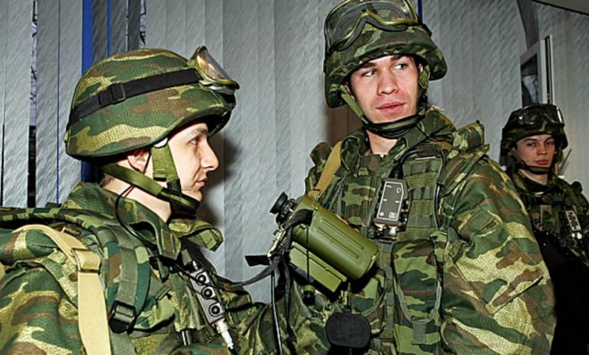 Лазерное оружие появилось на вооружении российской армии, - Минобороны
