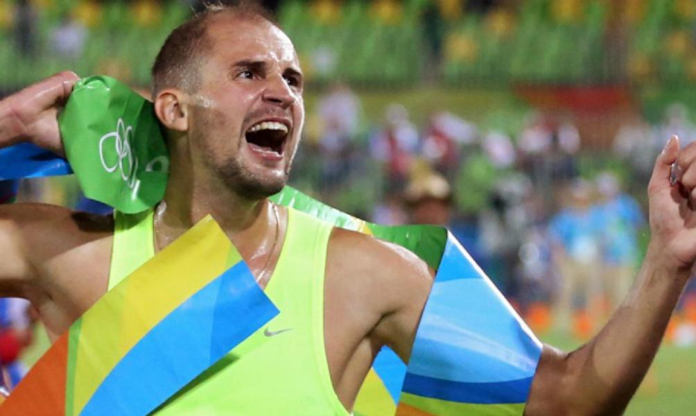 «Универсальный солдат» Лесун с олимпийским рекордом завоевал  для России золото в пятиборье