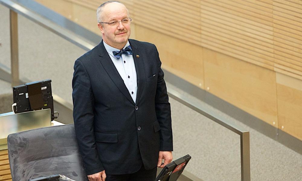 Родившийся в Сибири министр обороны Литвы опроверг слухи о возведении стены на границе с Россией
