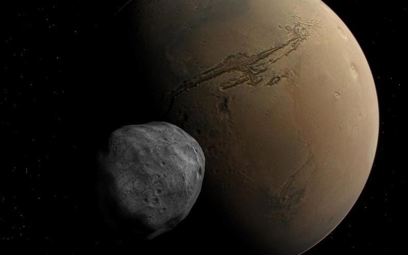 Ученые пояснили происхождение аномальных каналов наспутнике Марса