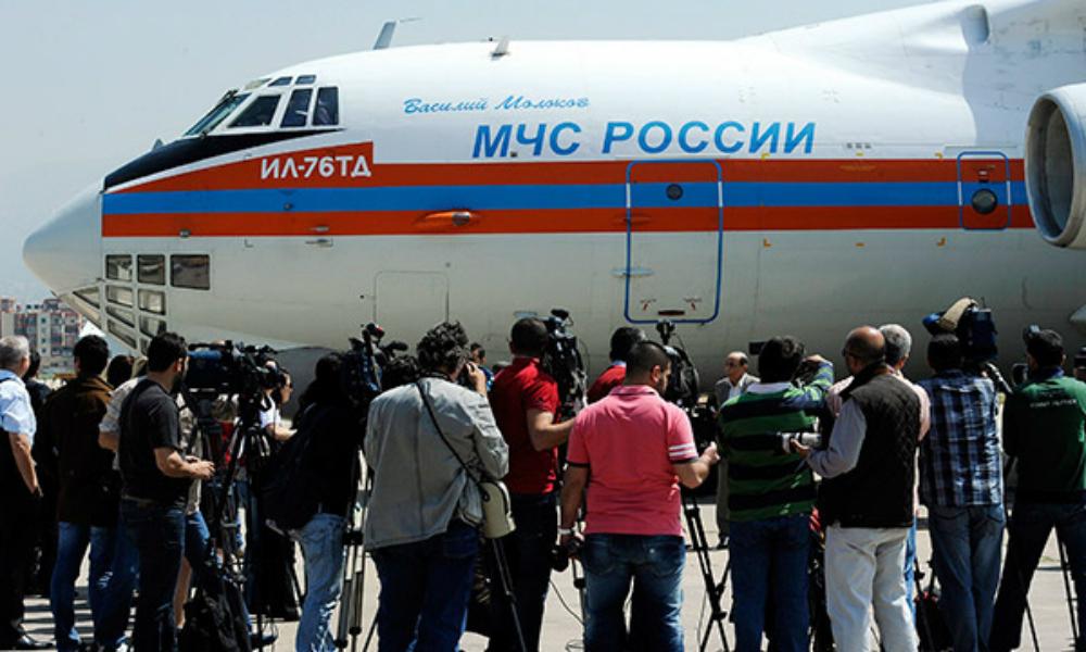 Раненная при спасении своих детей в Сирии россиянка доставлена в Санкт-Петербург