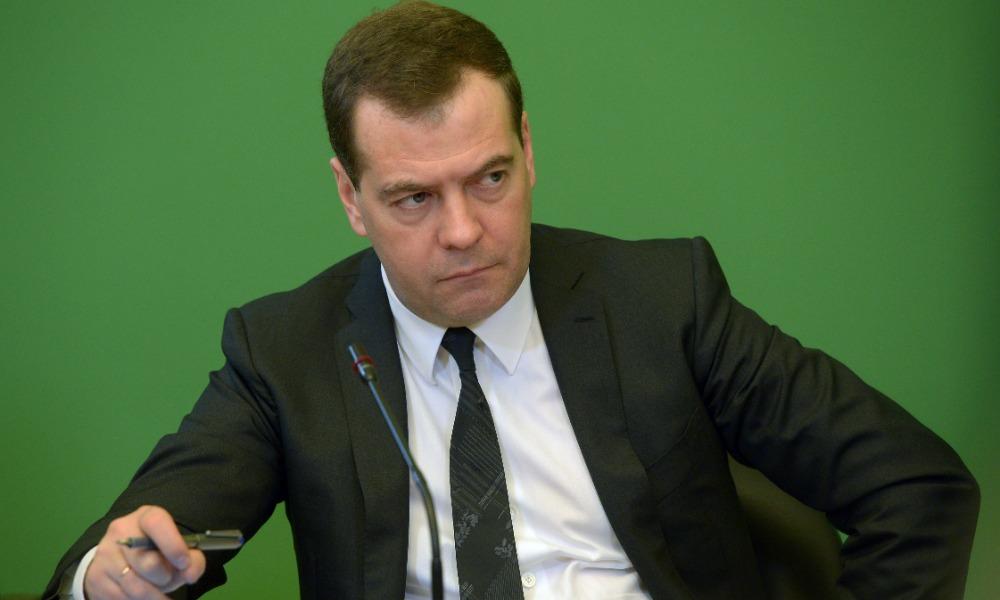 Медведев заявил в Сочи о возможном разрыве дипломатических отношений с Украиной