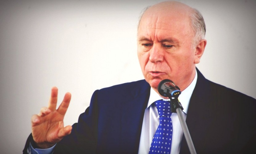 Губернатор-единоросс припугнул самарцев «истиранием мордовского панциря»