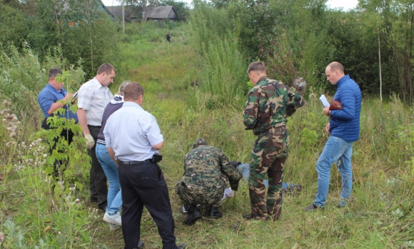 Десантник-рецидивист застрелил трех человек в Мордовии из-за ревности или личной неприязни