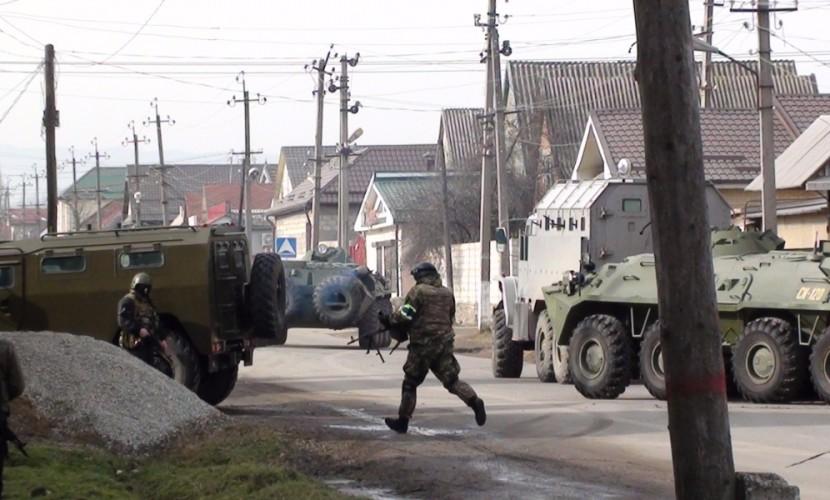 Главарь бандподполья был уничтожен в ходе проведенной силовиками операции в Кабардино-Балкарии