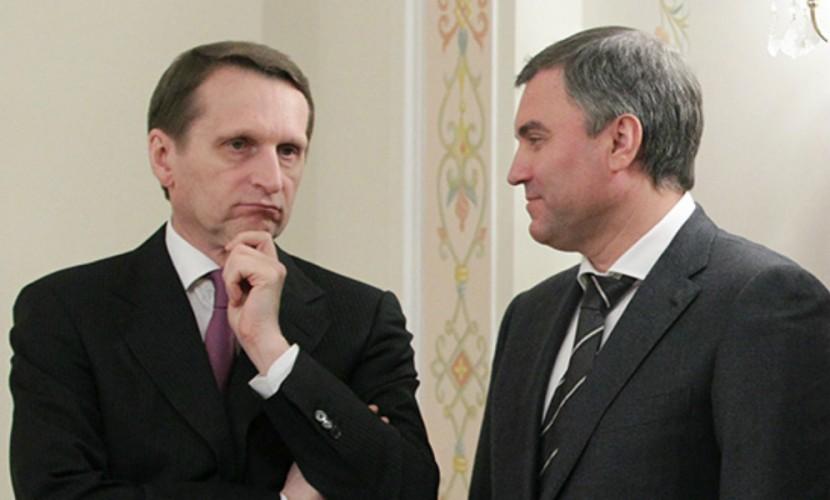 Вячеслав Володин может возглавить Государственную думу нового созыва