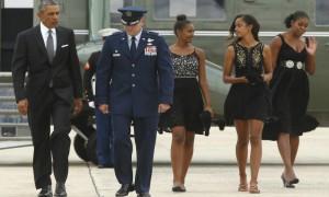 ФБР предотвратило попытку убить Обаму во время семейного отдыха
