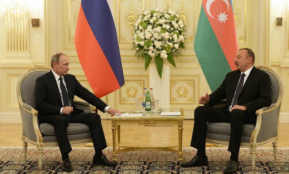 Путин пообещал Алиеву найти приемлемое решение карабахского конфликта