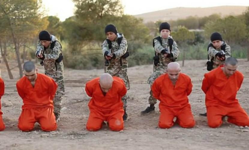 Вжутком ролике ИГИЛ отец узнал своего малолетнего сына