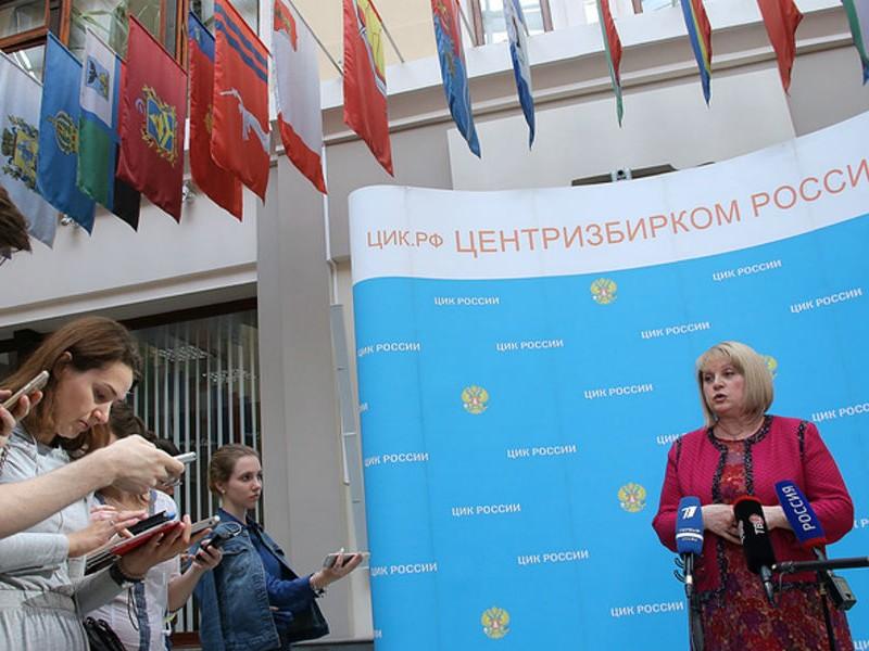 Москва и Кубань вырвались в лидеры по количеству поступивших в ЦИК жалоб