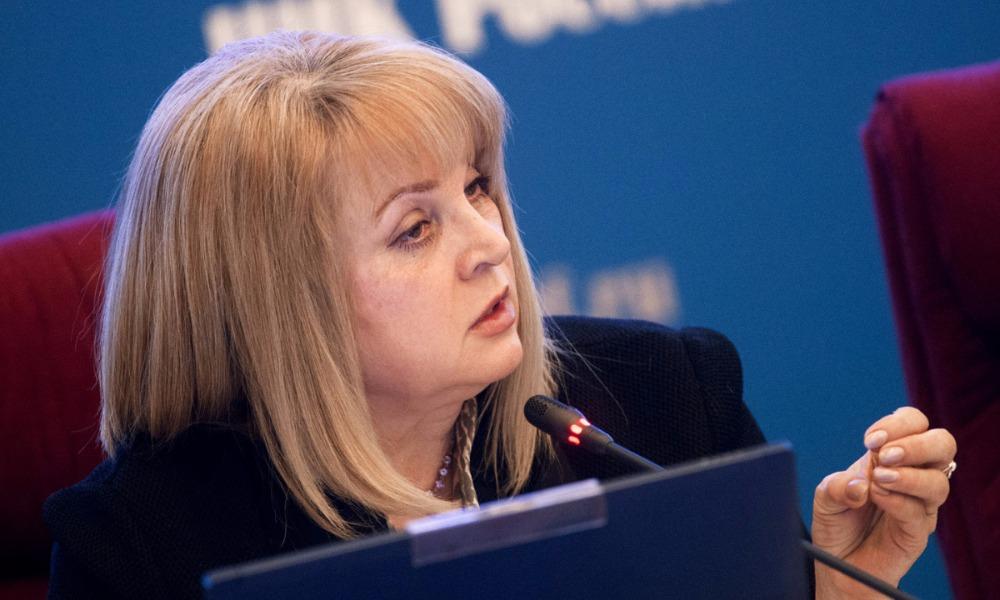 Глава ЦИК Памфилова пообещала доложить президенту Путину о нарушениях на выборах