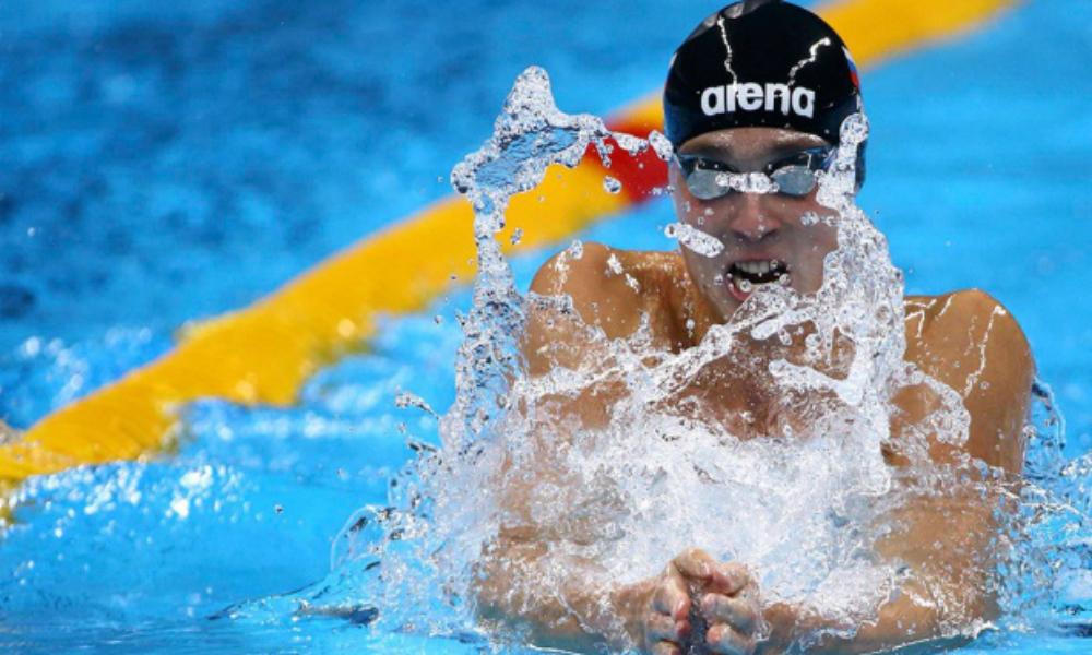 19-летний пловец Антон Чупков завоевал «бронзу» «с частичкой золота»