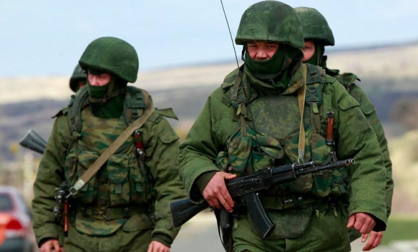 Пентагон: вКрыму происходят перемещения русской армии