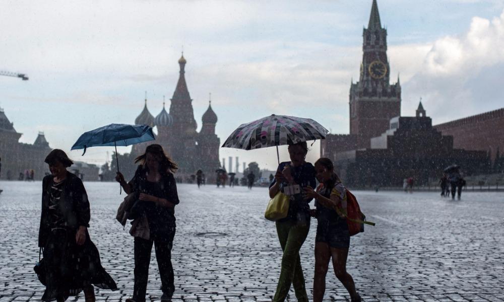 Ожидаемая гроза вынудила синоптиков объявить на 19 августа желтый уровень опасности погоды