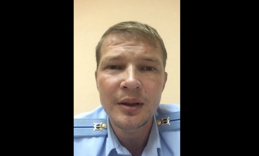 ВУфе следователь застрелился из-за собственной начальницы? Предсмертное видео
