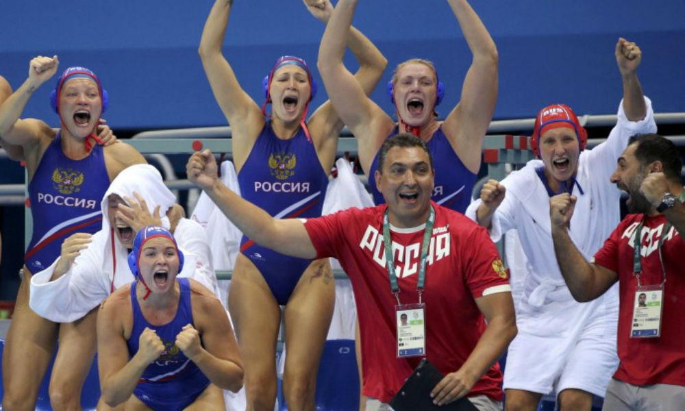 Российские ватерполистки показали характер чемпионкам Европы и взяли бронзу в Рио