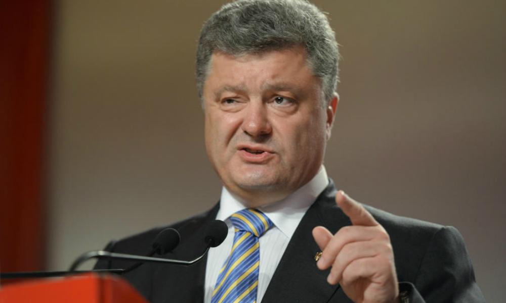 Порошенко рассказал американцам о планах Путина «захватить всю Украину»