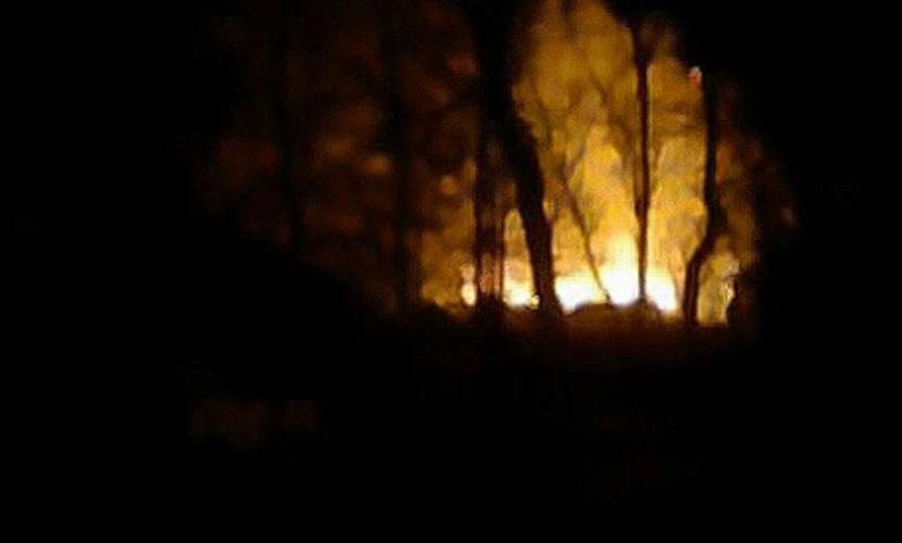 Два ребенка сгорели живьем влесном шалаше под Иркутском
