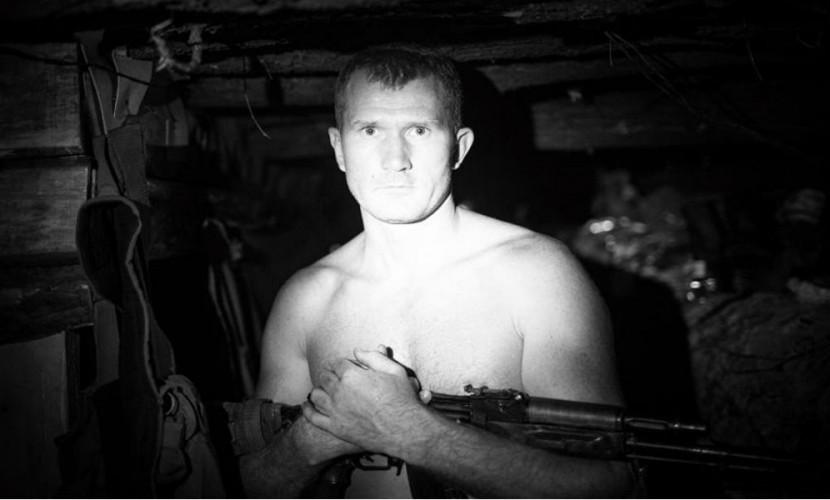 Одного из лучших штурмовиков «Правого сектора» убил снайпер на передовой под Донецком