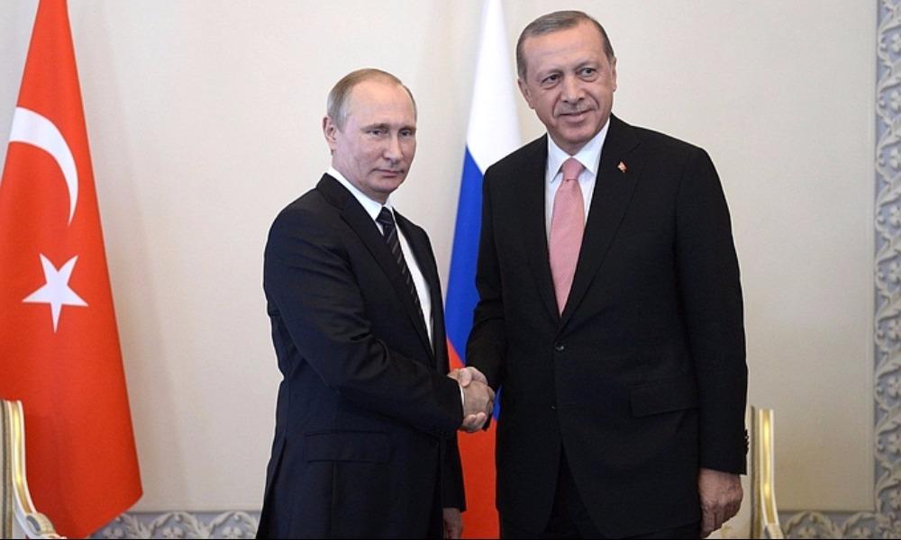 В НАТО уклонились от подробных комментариев по встрече Путина и Эрдогана в Санкт-Петербурге