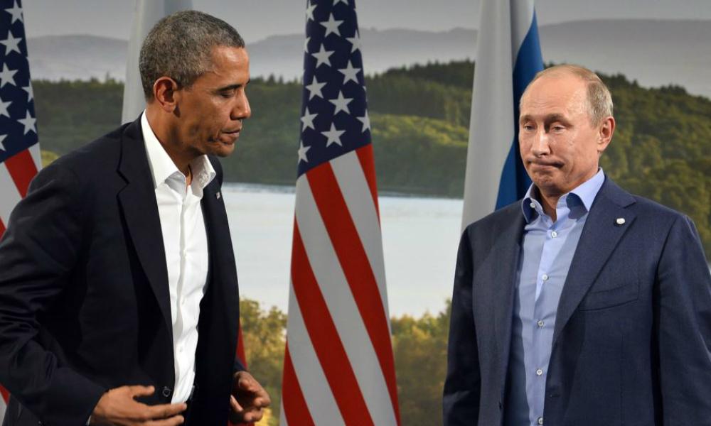 В Кремле рассказали о потенциальной встрече Путина и Обамы «на полях» G20